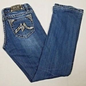 Buckle Miss Me Jeans Bootcut JD1065B Size26x32